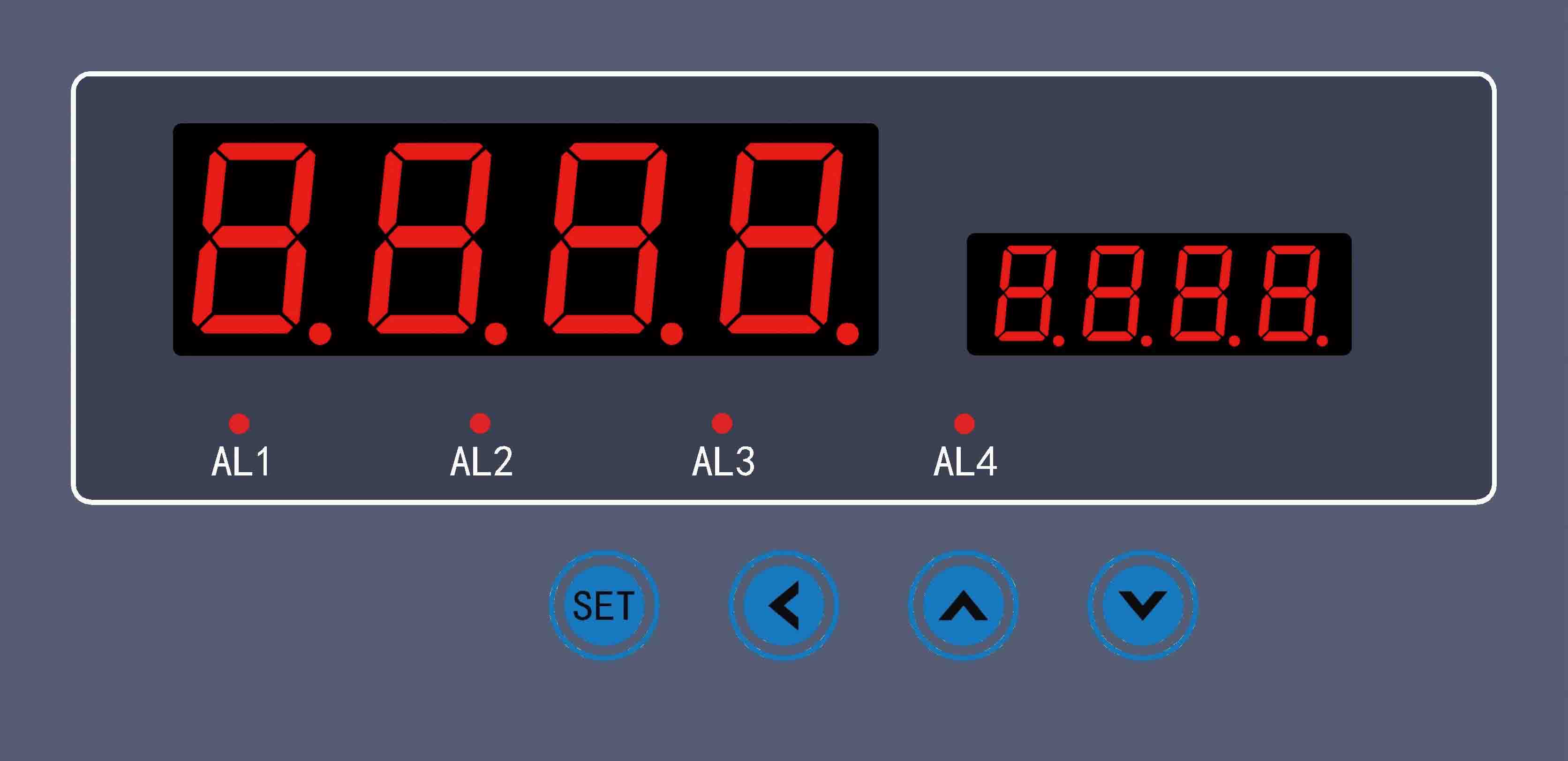 XSW系列单通道热工表