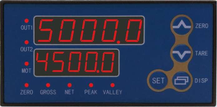 CTB6(F)系列力值显示控制仪