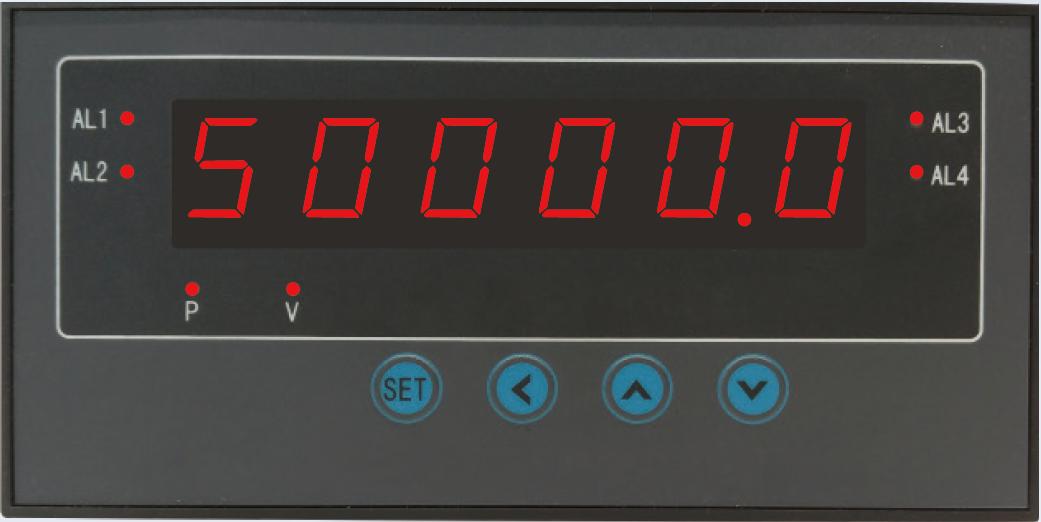 XSEW系列单通道热工表