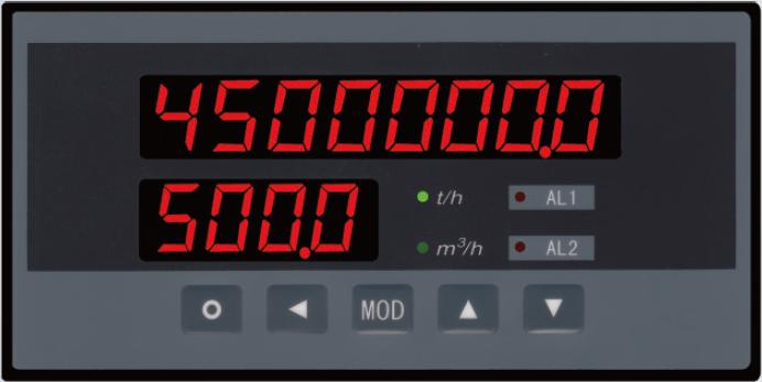 XSJ系列流量积算器