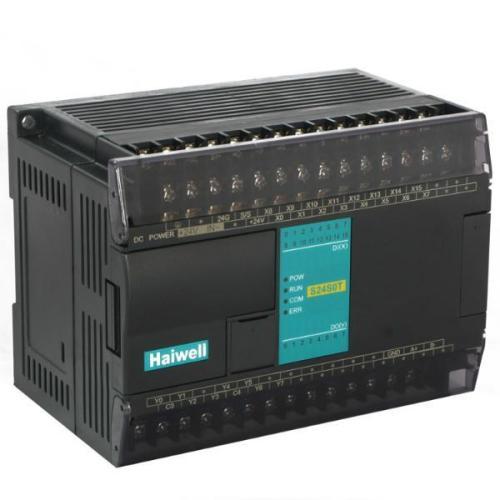 S系列-模拟量混合型PLC主机